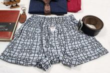 Трусы мужские семейные х/б 100% р-р 48-56 Арт. UzMAX textile (размер в размер) (к.6427)